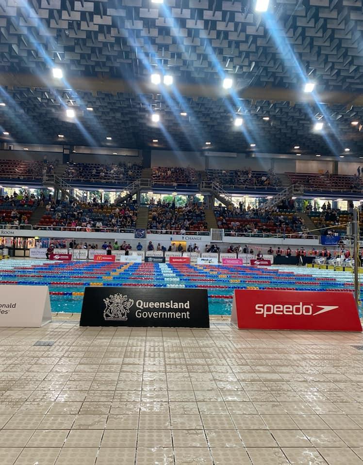 2021 Queensland Short Course Championships stadium
