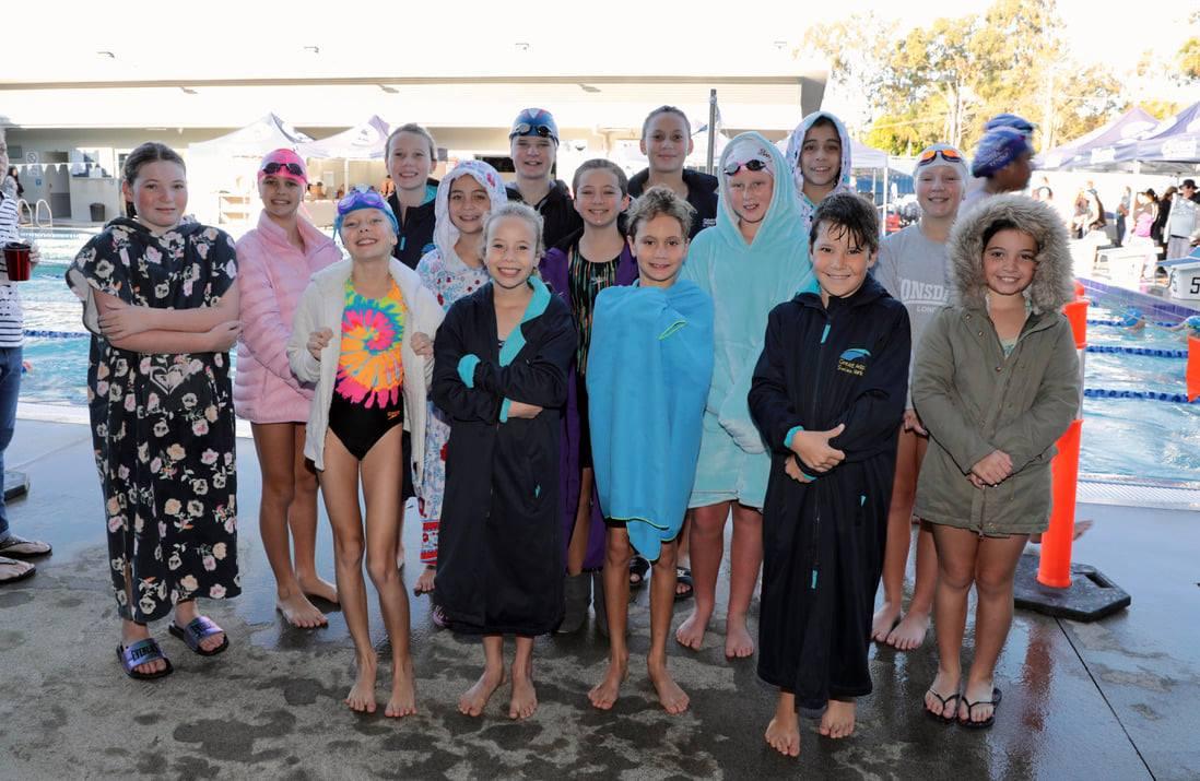 Short Course Preparation Meet - Genesis Aquatics Centre