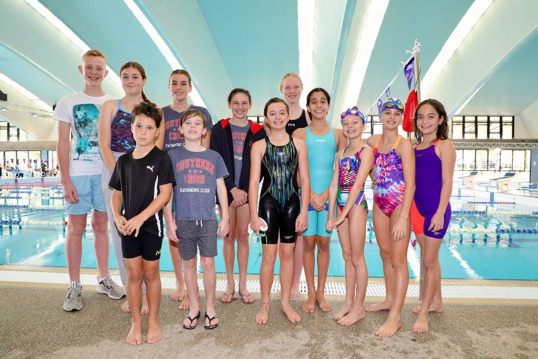 Southern Cross Swimming Club Burpengary Meet