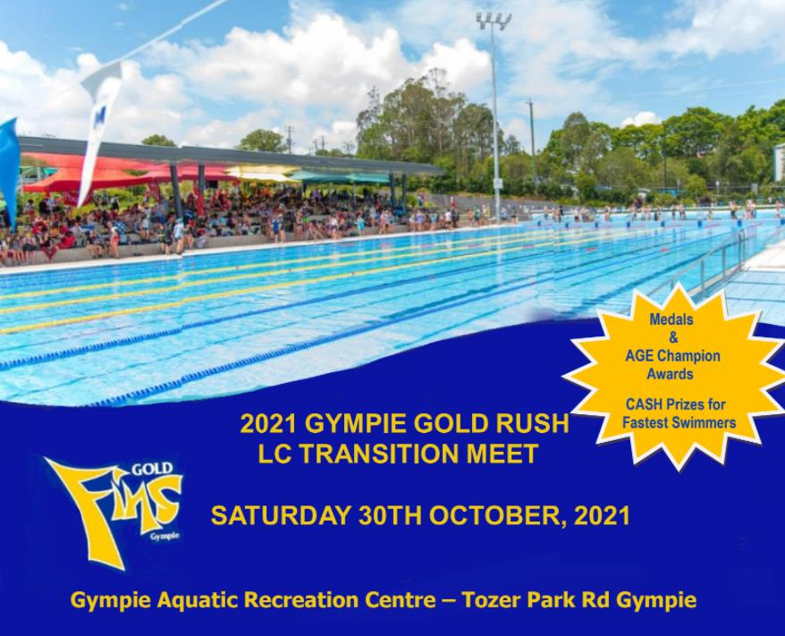 2021 Gold Rush LC Transition Meet Oct 30th 2021