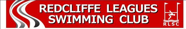 redcliffe leagues swim